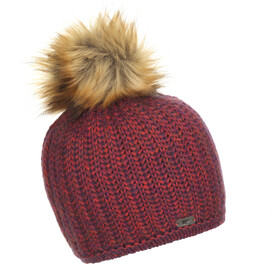 Eisbär Aurelie Lux Cappello Donna, redblue/light brown